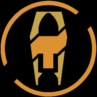 Torpedo nieuw wapen oranje